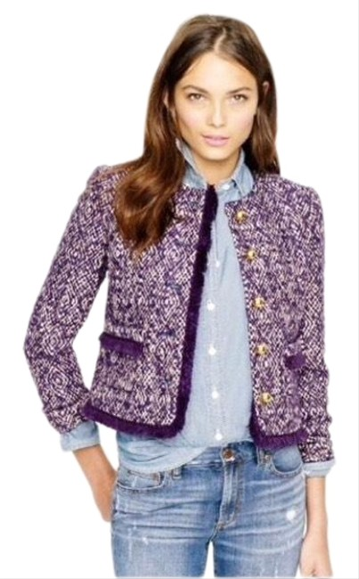 Item - Purple Like New Jacket Size 10 (M)