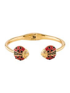 Kate Spade Ladybug Cuff Bracelet New with Tags