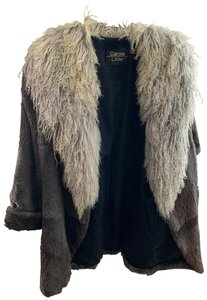 Carole Little Fur Coat