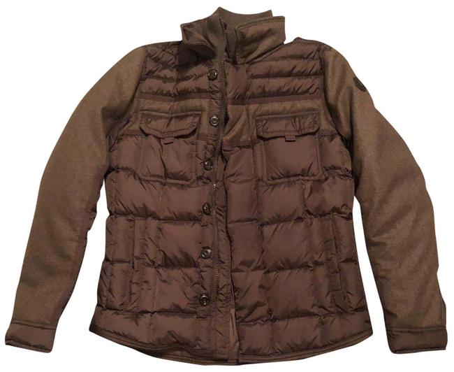 Item - Chocolate Brown. Puffer Coat Size 4 (S)