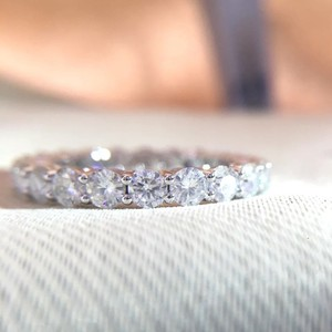 14 K Solid Proposal 3mm Engagement Ring