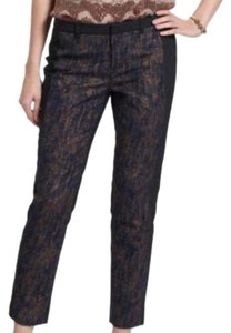Cartonnier Anthopologie Anthropologiepants Cartonnierpants Charliepants Capri/Cropped Pants Blue Black