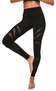 Lululemon Wunder Under High Rise Mesh Legging 28""