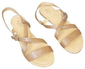Call It Spring Brown Sandals