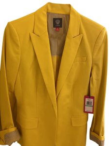 Vince Camuto Button Down Shirt yellow