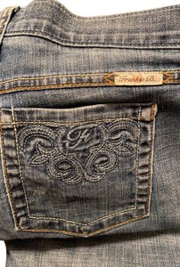 Frankie B Relaxed Fit Jeans-Light Wash