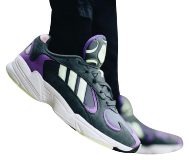 Item - Green/Purple Yung 1 Unisex Leather Sneakers/6/8.5/Nwt Sneakers Size US 8.5 Regular (M, B)
