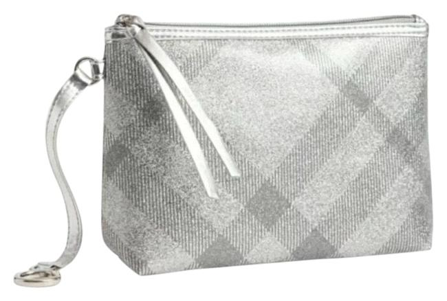 Item - Sparking Cosmetic Silver Wristlet