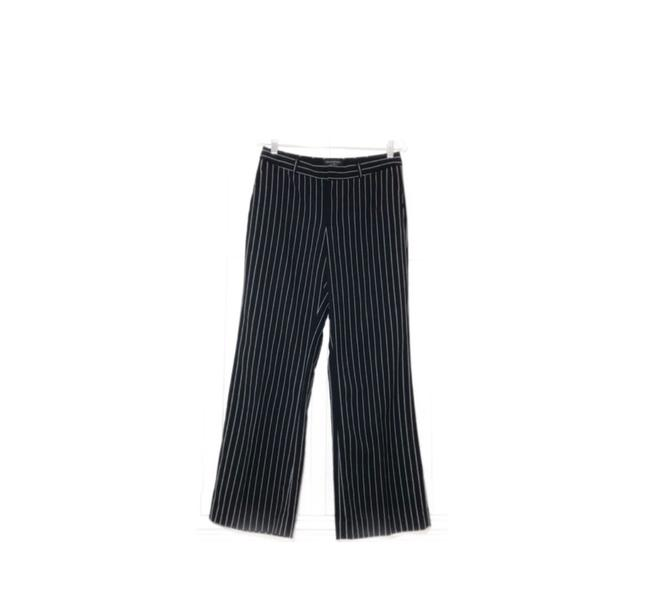 Item - Blake White Like New Pinstripe Dress Pants Size 10 (M, 31)