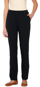 Louis Dell'Olio Straight Pants Black