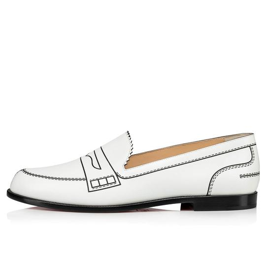 Leather Loafers Formal Shoes Size EU 40