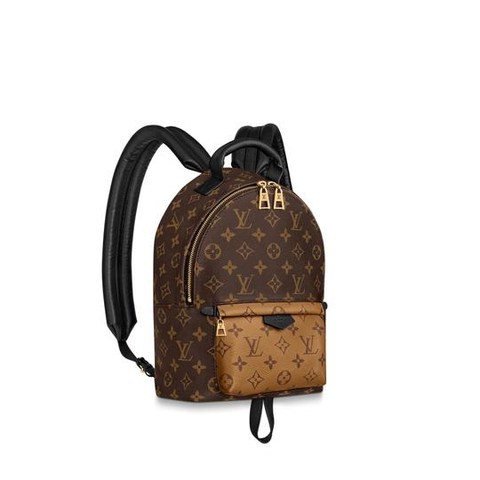 Preload https://img-static.tradesy.com/item/26803359/louis-vuitton-palm-springs-flash-sale-reverse-pm-m43116-multicolor-canvas-backpack-0-1-540-540.jpg