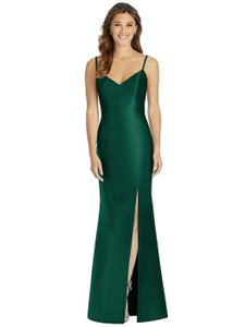 Alfred Sung Hunter D758 Traditional Bridesmaid/Mob Dress Size 4 (S)