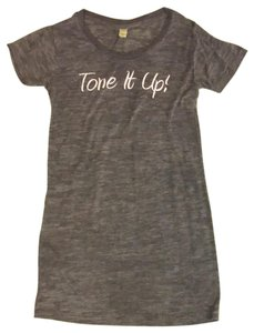 Alternative Apparel Tone It Up logo tee shirt