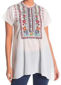 Johnny Was Jw Embroidered Tunic