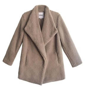 BB Dakota Revolve Teddy Fur Coat