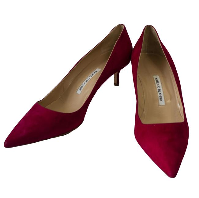Item - Red Pumps Size US 11 Regular (M, B)