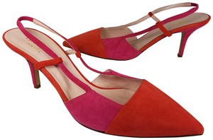 Kate Spade red pink Sandals