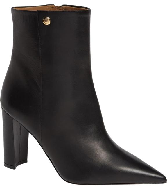 Item - Black Penelope Pointy Toe Boots/Booties Size US 7.5 Regular (M, B)