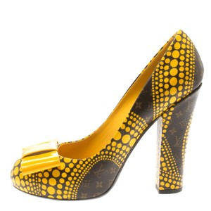 best prices new lower prices pick up Women's Yellow Louis Vuitton Shoes Chunky