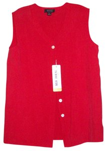 SILK HOUSE Top RED