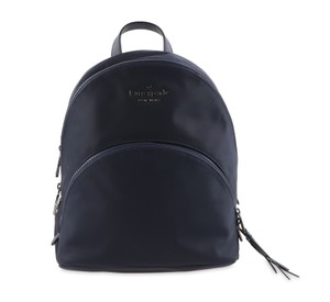 Kate Spade Nylon Leather Backpack