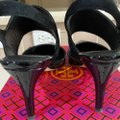 Tory Burch Black 42958 Pumps Size US 5.5 Regular (M, B) Tory Burch Black 42958 Pumps Size US 5.5 Regular (M, B) Image 4