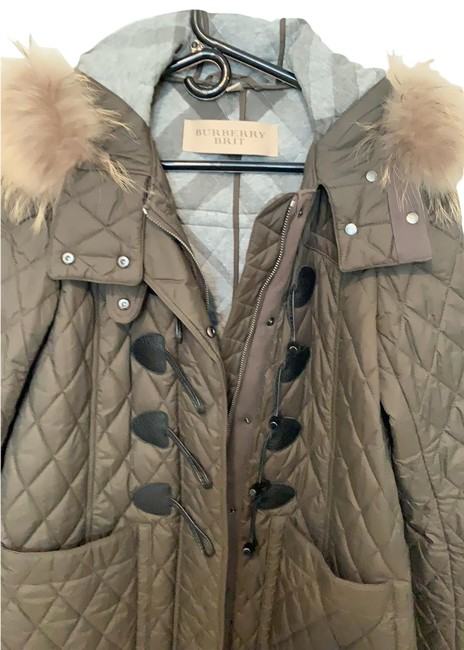 Item - Quilted Coat Size 6 (S)