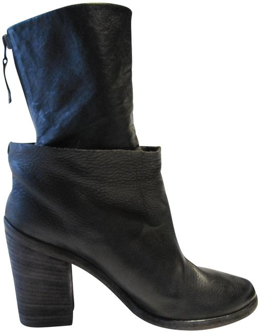 Item - Brown Leather Ankle Boots/Booties Size EU 38.5 (Approx. US 8.5) Regular (M, B)
