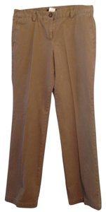 Lands' End Khaki Khaki/Chino Pants Beige
