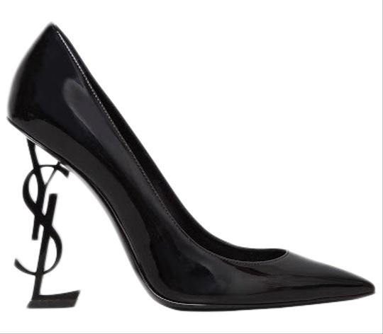 Preload https://img-static.tradesy.com/item/26810780/saint-laurent-black-yves-ysl-opyum-opium-110-patent-leather-heel-36-pumps-size-eu-39-approx-us-9-reg-0-2-540-540.jpg