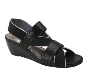 Ros Hommerson BLACK Wedges