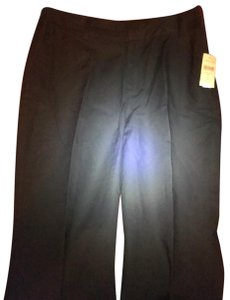 Coldwater Creek Straight Pants Black