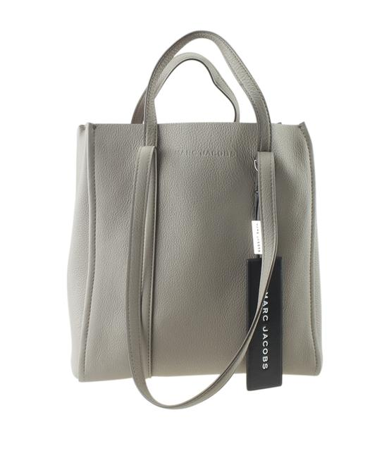 Item - M0014439 Tag (172715) Grey Leather Tote