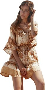 Spell & the Gypsy Collective short dress golden on Tradesy