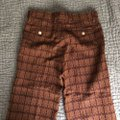 Gucci Brown Wool Pants Size 6 (S, 28) Gucci Brown Wool Pants Size 6 (S, 28) Image 2