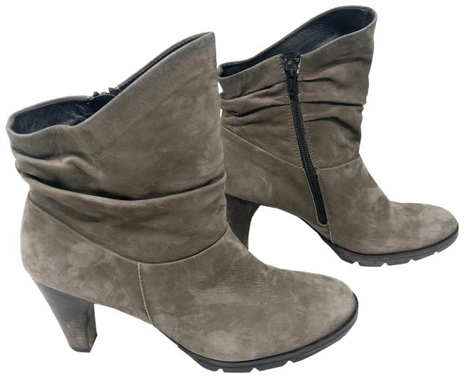 Item - Taupe Slouchy Suede Ankle Boots/Booties Size US 9 Regular (M, B)