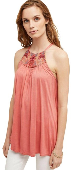 Item - Rose Pink New Taren By One September Medium Tank Top/Cami Size 10 (M)