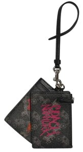 Coach Coach ID LANYARD Wristlet SET WITH HORSE AND CARRIAGE PRINT F84637