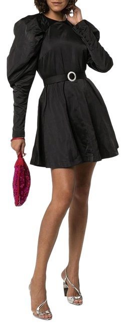Item - Black Rotate No. 26 Short Night Out Dress Size 12 (L)