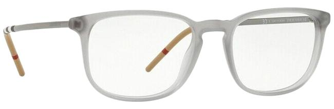 Item - Matte Grey Frame & Demo Customisable Lens Be2283 3751 54 Unisex Square