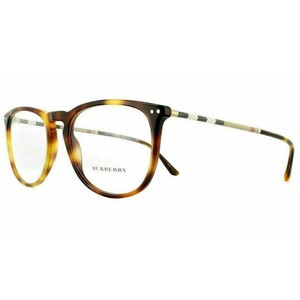 Burberry Demo Customisable Lens BE2258QF 3316 55 Asian Fit Unisex Square
