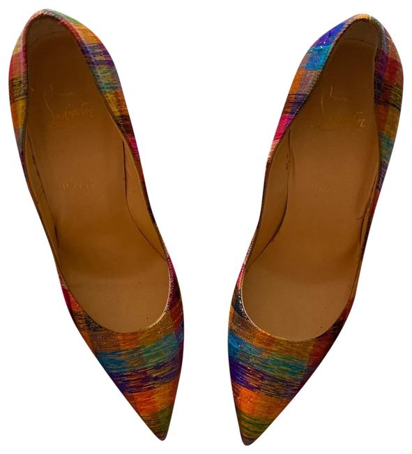 Item - Multicolor Pumps Size US 9.5 Regular (M, B)