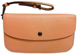 Coach 1941 Wristlet in orange