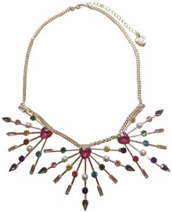 Betsey Johnson Betsey Johnson New Firecracker Necklace