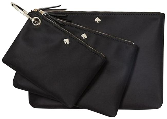 Item - Black Makeup Pouch Cosmetic Bag