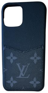 Louis Vuitton Iphone 11 Pro Case Bumper Black Eclipse Monogram