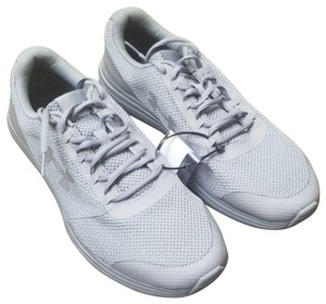 Under Armour Gray Flats