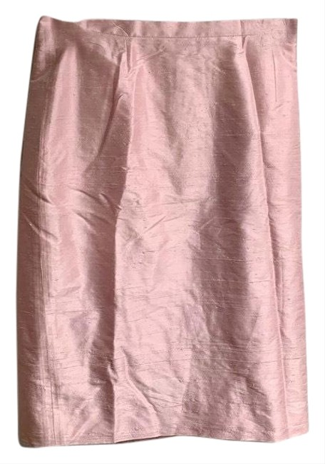 Pink Paris Women's Silk Pencil Condition Is Pre-owned. Shipped with Usps Skirt Size 8 (M, 29, 30) Pink Paris Women's Silk Pencil Condition Is Pre-owned. Shipped with Usps Skirt Size 8 (M, 29, 30) Image 1