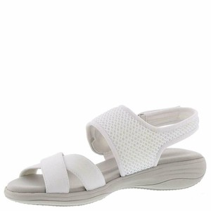 Easy Street Next Day Shipping White Sandals